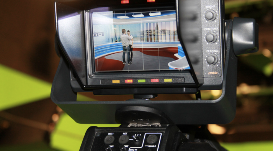 Virtuelles Studio für RTL Nord